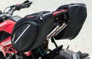 Motorcykel taske