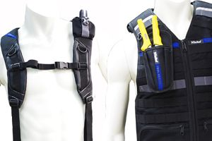 TOOL BAG VEST CARRYING SYSTEM