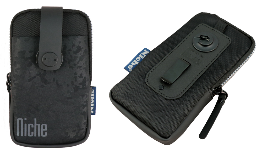 Quality Pouch with FasRelis System