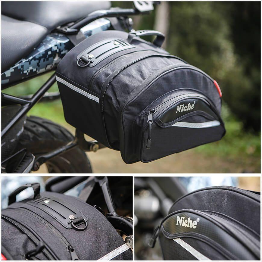 Седельные сумки для спортивного велосипеда
