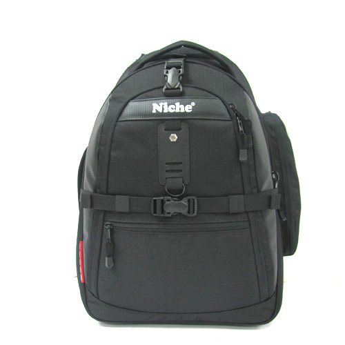 Niche motorcycle rear bag is also a trolley bag