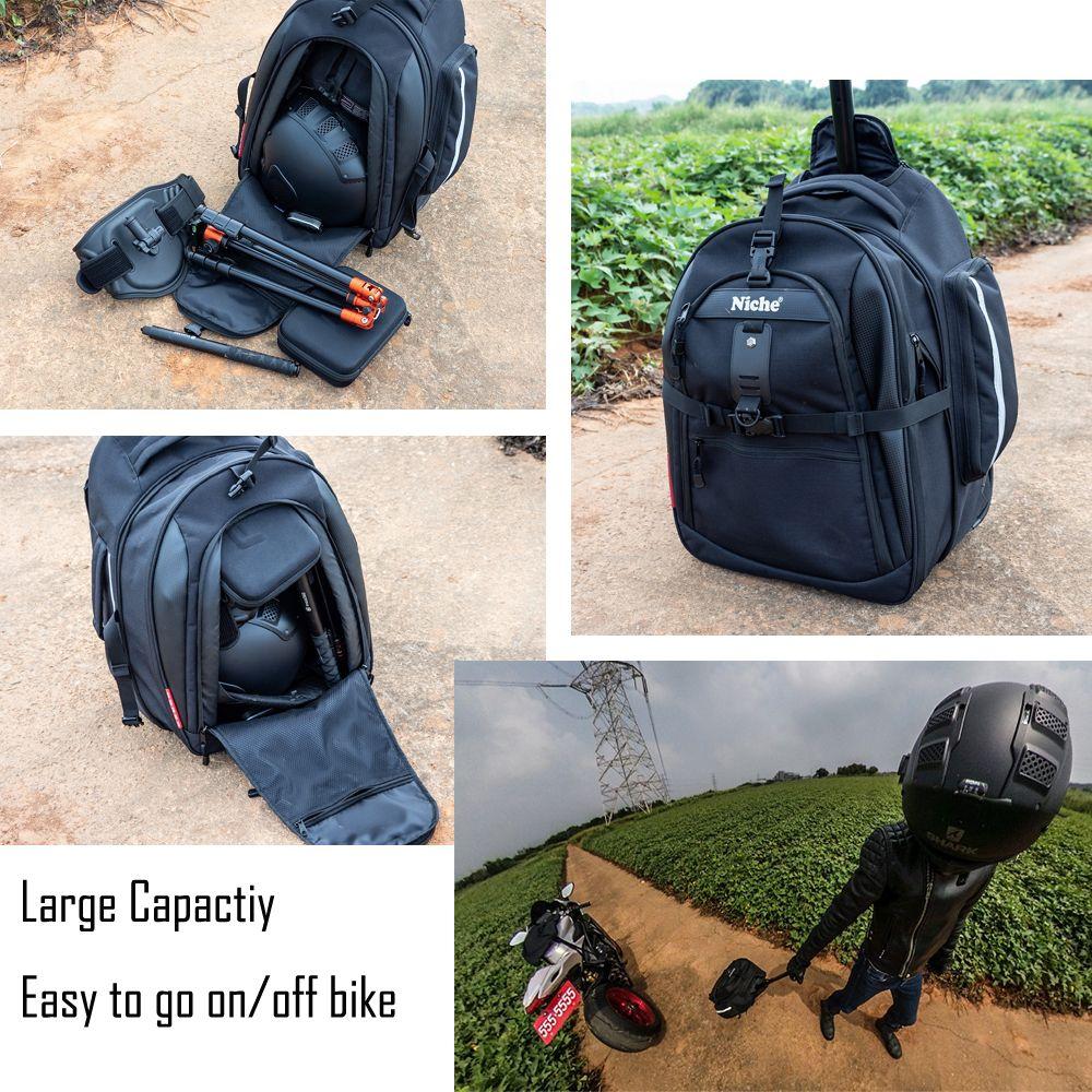 Trolley Wheel Seat Bag