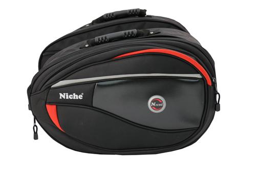 حقيبة دراجة السرج Niche هي حقيبة لينة كوالتيتي عالية للدراجة