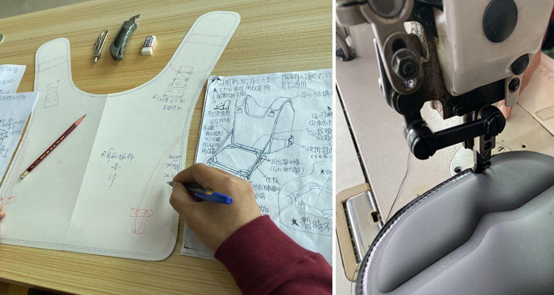 Schritt 2: Musterherstellung und 1. Prototypprobe