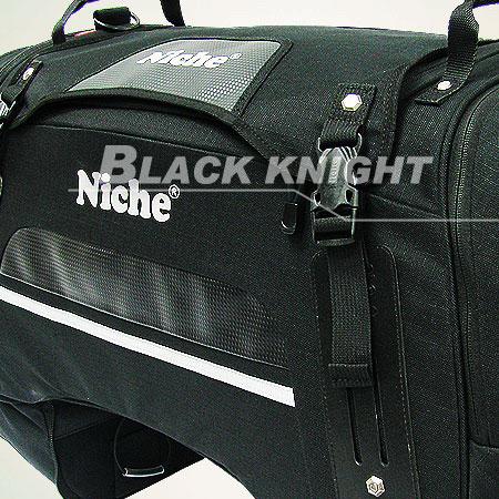 negro Bolsa/para/motocicleta