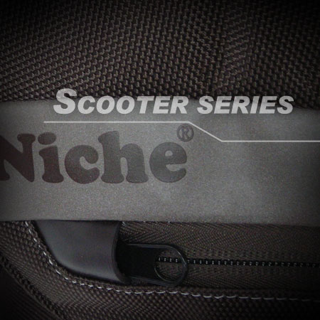 Niche Patented Scooter Bag