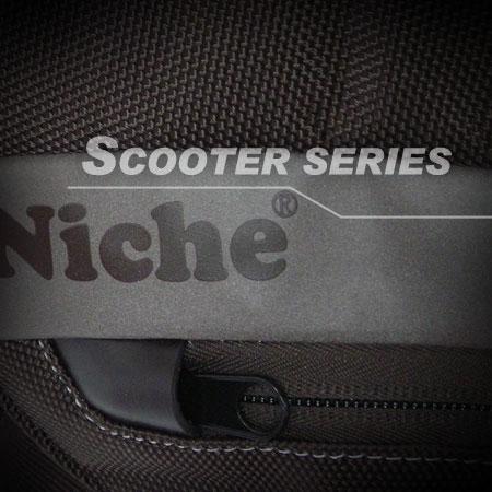 Borsa Scooter brevettata di Niche