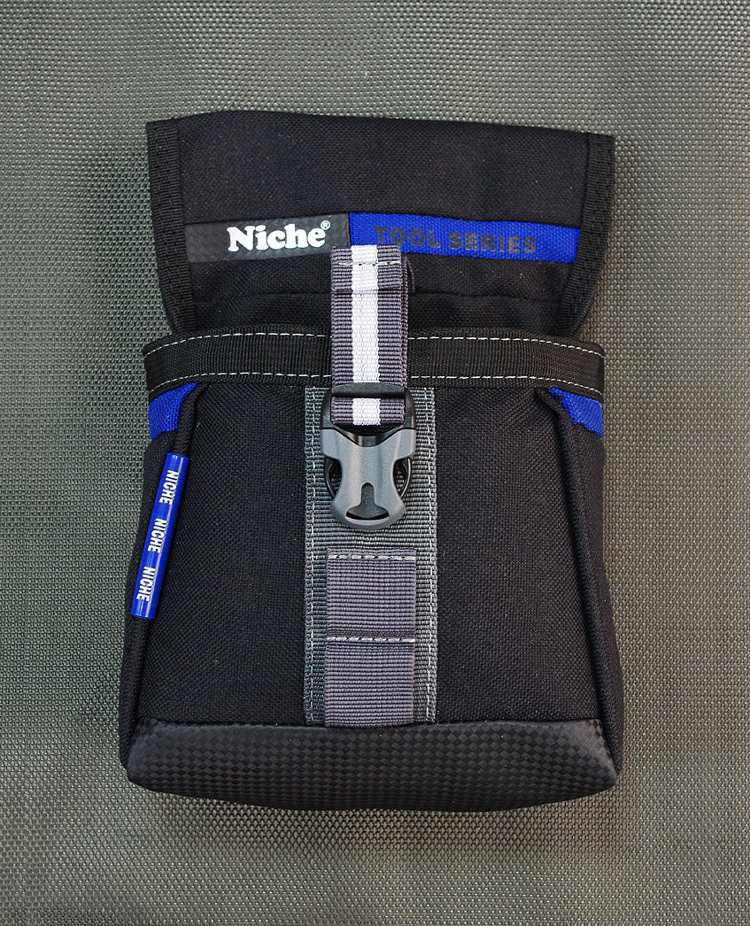 Tool Bag with MOLLE System, Multiple Carry Ways