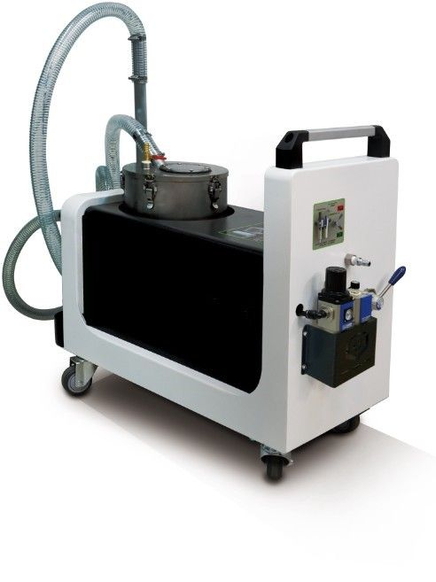 Chip Vacuum Removal System