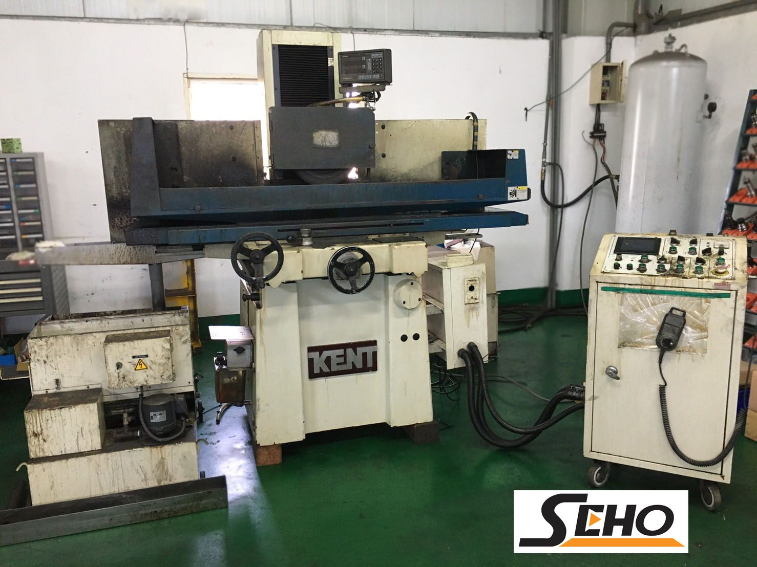 Used CNC Grinders, Surface Grinder, Cylindrical Grinder, Double Column Grinder