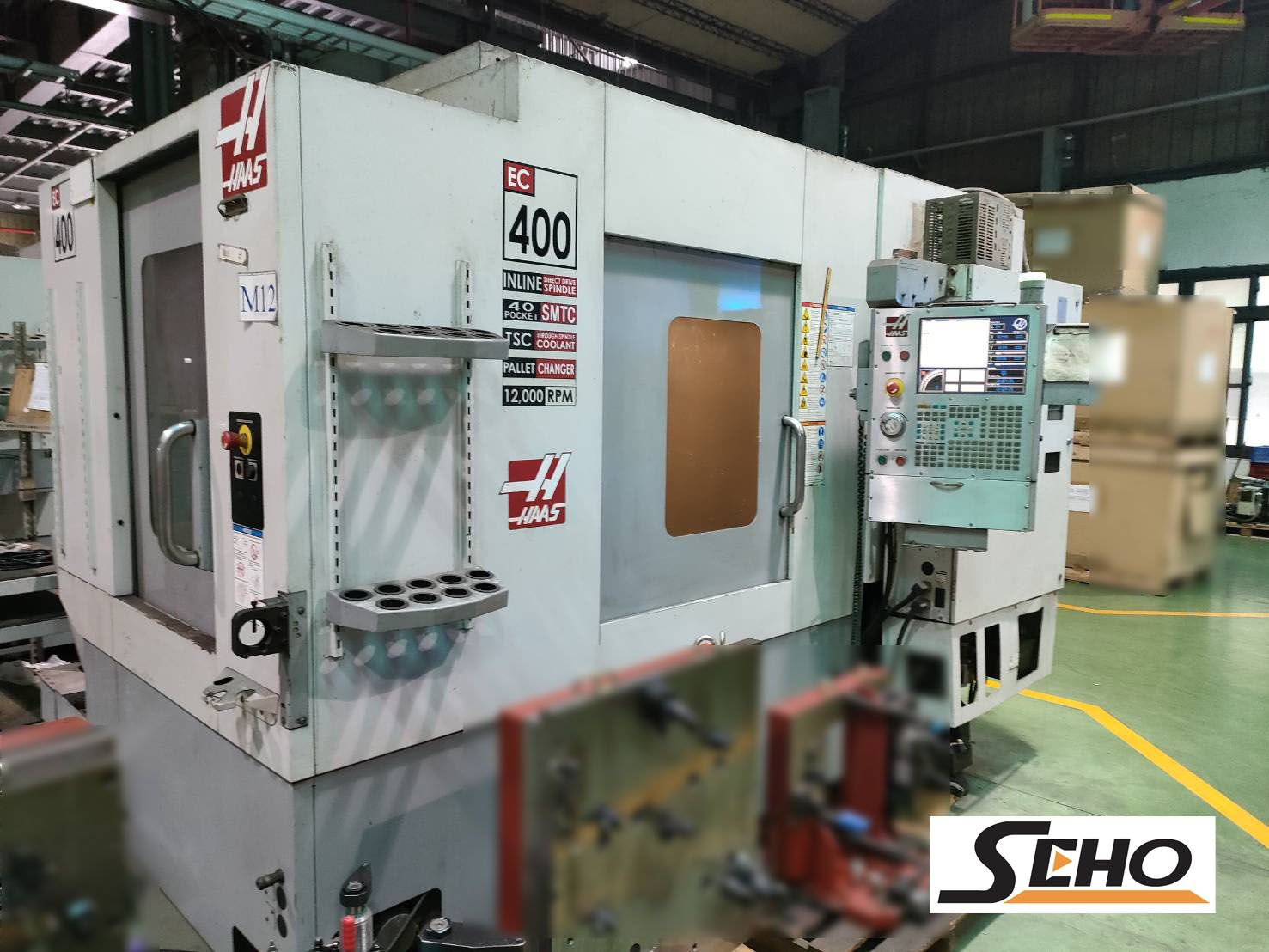 Used CNC Machining Centers, CNC Horizontal Machining Centers