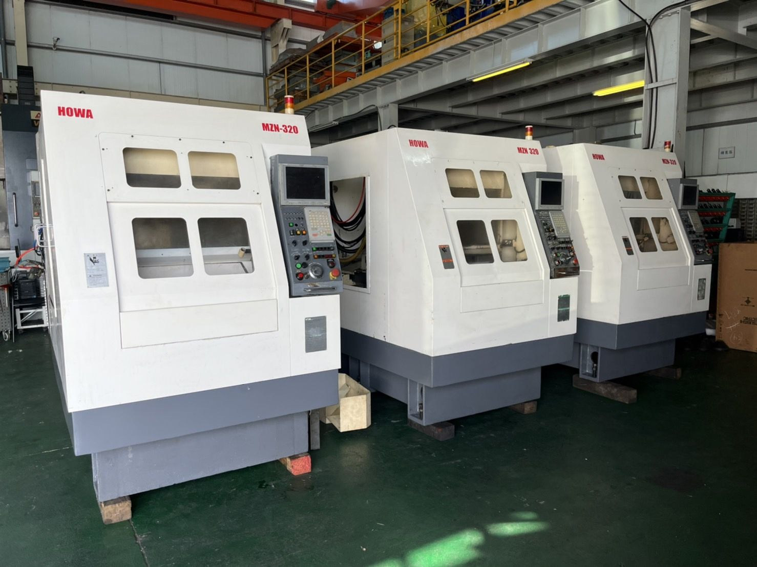 Used CNC Machining Centers, CNC Vertical Machining Centers