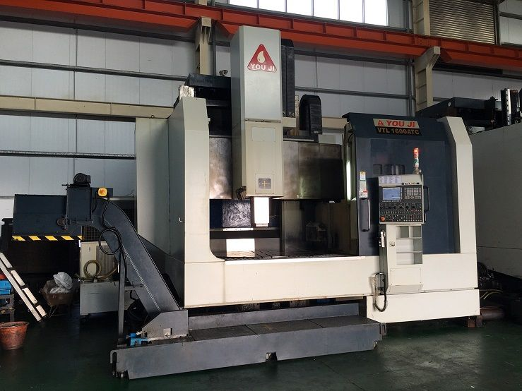 Used CNC Turning Lathes, CNC Vertical Lathe