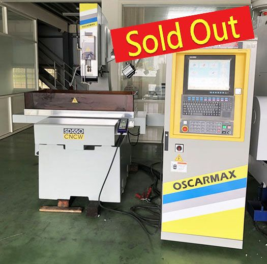 Used E.D.M. Electrical Discharge Machine, Wire-cut EDM, Micro Drilling EDM
