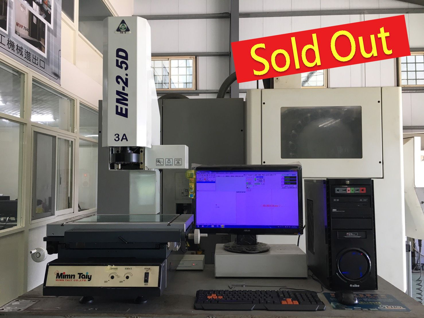 Used Vision Precision Tools And Measuring Microscope Machines