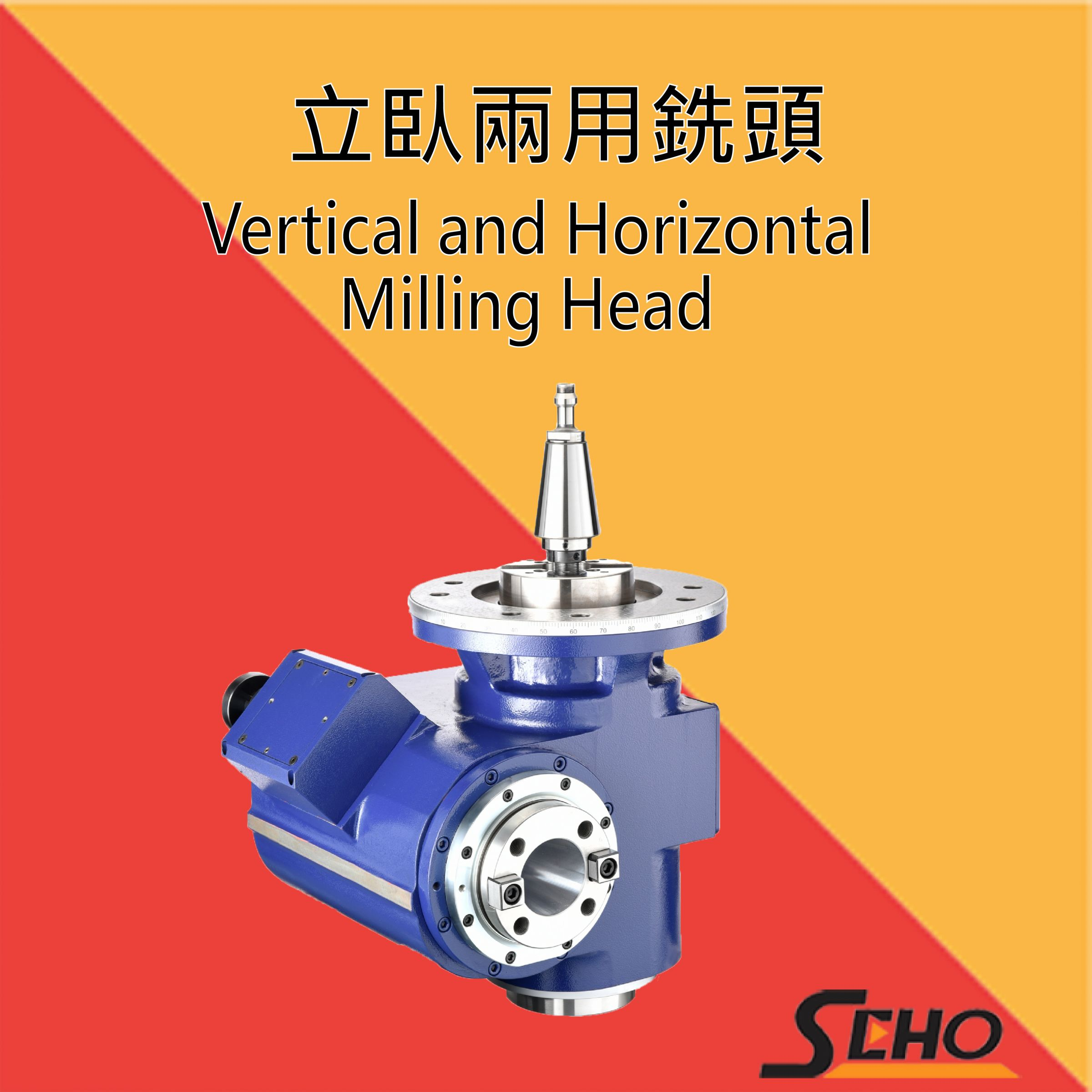Vertical and Horizontal Head