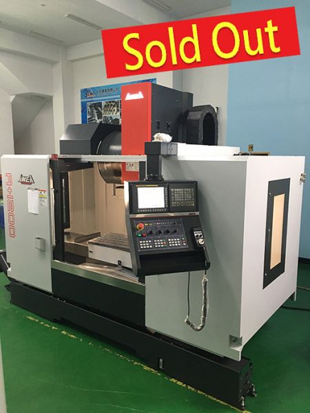 Pusat Mesin CNC AWEA - A + 1200 AWEA CNC Machining Center