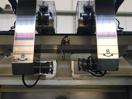 SEHO A-6+   Automatic Loading CNC lathe with automatic loading system_robot arm