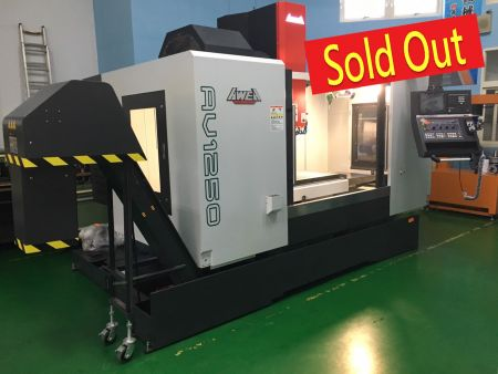 Pusat Pemesinan CNC AWEA - AV-1250 AWEA CNC Machining Center