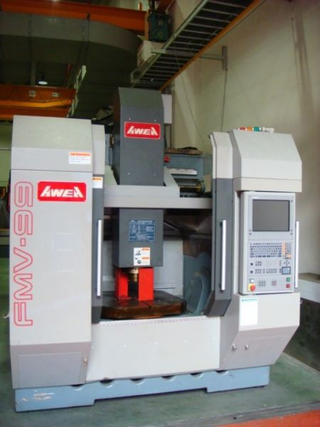 AWEA FMV-99 CNC GANTRY TYPE 5-AXES MACHINING CENTER