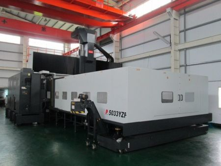AWEA LP-5033YZF CNC 5FACE DOUBLE COLUMN MACHINING CENTER