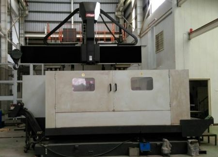 AWEA MVP-7040 CNC  5FACE DOUBLE COLUMN MACHINING CENTER