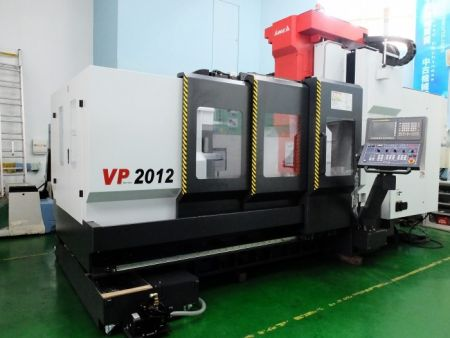 AWEA VP-2012 CNC DOUBLE COLUMN MACHINING CENTER