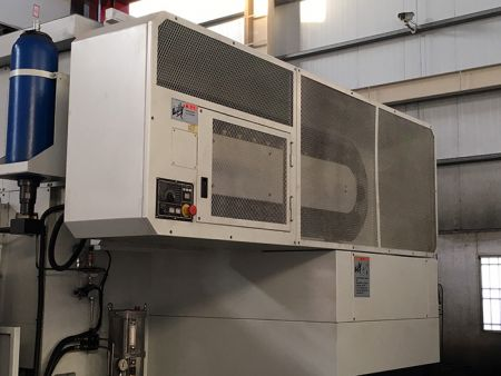 AWEA SP-3016 CNC DOUBLE COLUMN MACHINING CENTER_Tool Magazine