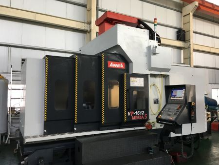 AWEA VP-1612-MEGA5 5axis CNC Machining Centers