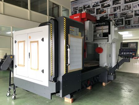 AWEA CNC DOUBLE COLUMN MACHINING CENTERS