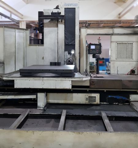 JOHNFORD CNC Horizontal Machining Center - BMC-4000 JOHNFORD CNC Horizontal Machining Center