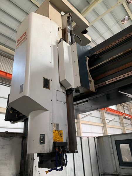 KAFO BMC-2622 CNC DMC_Spindle