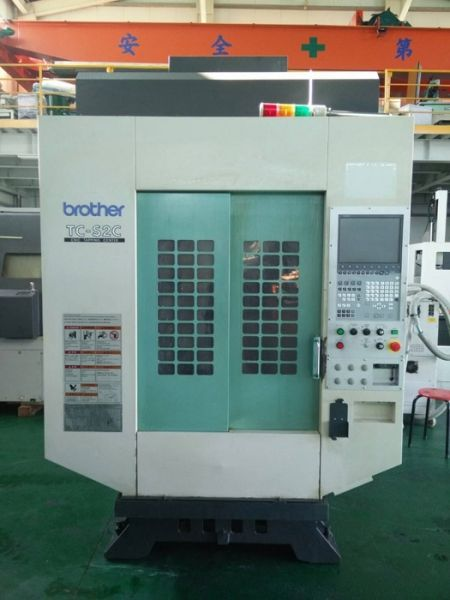 BROTHER TC-S2C CNC TAPPING CENTER