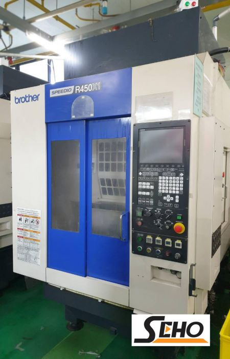 BROTHER R450X1 CNC TAPPING CENTER