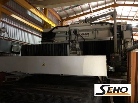 CHEVALIER CNC DOUBLE COLUMN SURFACE GRINDER - FPG-120200DC CHEVALIER CNC DOUBLE COLUMN SURFACE GRINDER