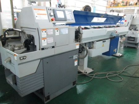 CITIZEN B12 CNC AUTOMATIC LATHE