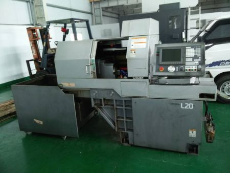 CITIZEN L20 CNC AUTOMATIC LATHE