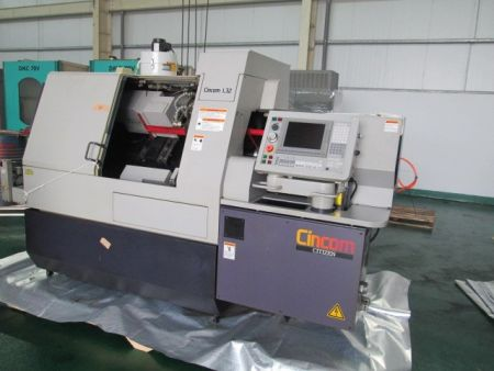 CITIZEN L32 CNC AUTOMATIC LATHE