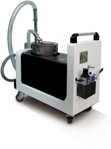Chip Vacuum Removal System - Chip Vacuum Removal System