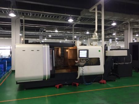 DMG CTX beta 1250 TC CNC TURNING-MILL MACHINE