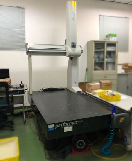BROWN & SHARP Coordinate Measuring Machine - GLOBAL PERFORMANCE 9-15-8 BROWN & SHARP  Coordinate Measuring Machine