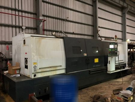 GOODWAY HEAVY DUTY CNC ALTHE