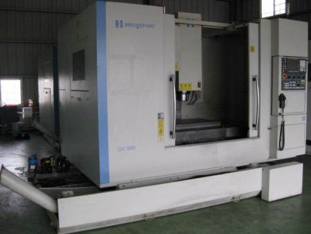 HARDINGE GX-1000 CNC VERTICAL MACHINING CENTER