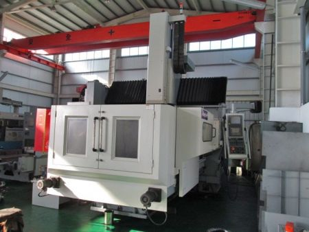 HARTFORD HB-2190A CNC DOUBLE COLUMN MACHINING CENTER