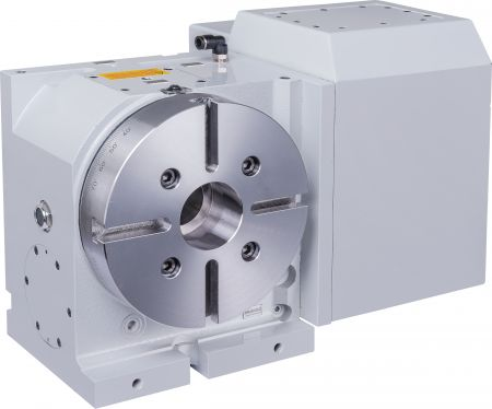 CNC Roller Cam Rotary Table - CNC Roller Cam Rotary Table