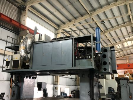 JOHNFORD DMC-8500 5 FACE Double Column Machining Center_Electrical cabinet