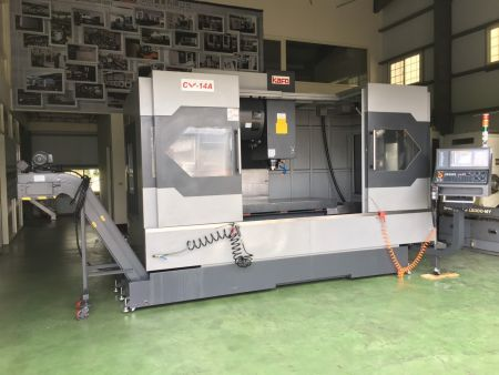 KAFO CV-14A CNC VERTICAL MACHINING CENTER