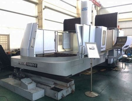 KAO MINGKMC3000SV CNC DOUBLE COLUMN MACHINING CENTER