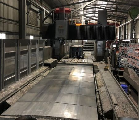 KAFO CNC Double Column Machining Centre - KRV-8237 KAFO CNC Double Column Machining Centre