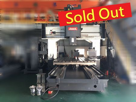 AWEA CNC Double Column Machining Center - LP-4025Z AWEA CNC Double Column Machining Center